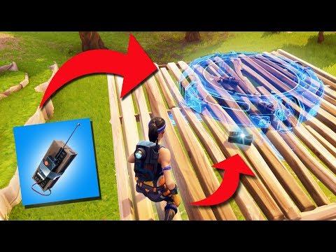 FAKE LAUNCH PAD TRAP! | Fortnite Battle Royale
