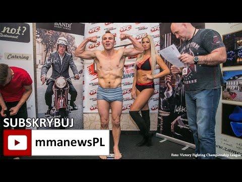 VFC 3: Paweł Kołoczek liczy na angaż w Spartan Fight (+video)