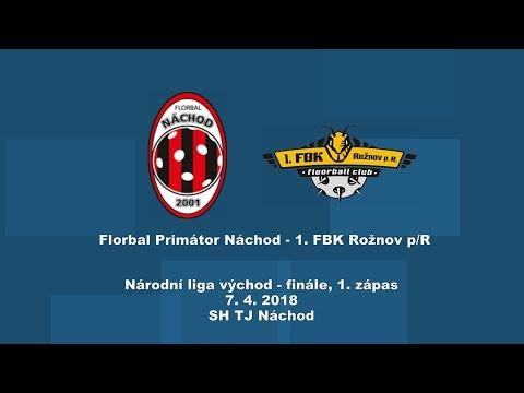 Národní liga PLAY-OFF, Náchod - Rožnov