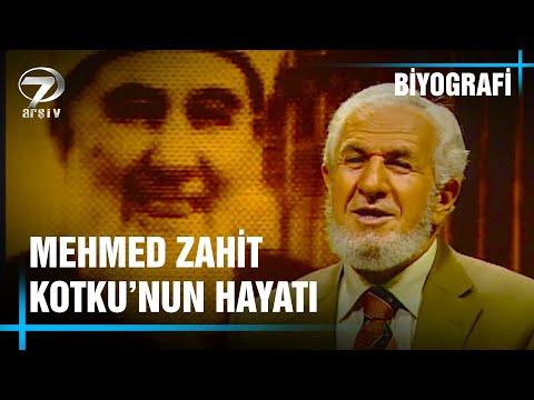 Hoca Efendi Mehmet Zahit Kotku Belgeseli - Hayatı