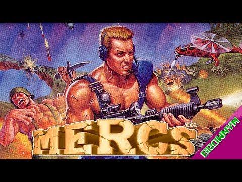 Mercs [Capcom, 1990] - Megadrive