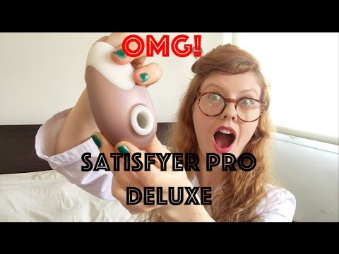video Satisfyer Pro Deluxe NEXT GENERATION