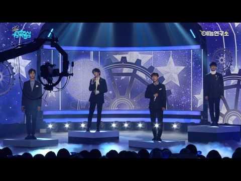 [예능연구소] 비투비 블루 내 곁에 서 있어줘 @쇼!음악중심_20160924 Stand by me BTOB-BLUE in 4K