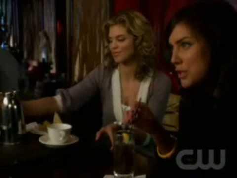 Tea Forté  on 90210