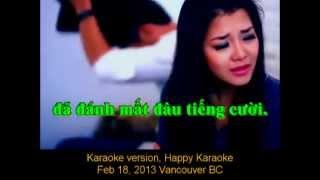 Hay Buong Tay Em - Thanh Ngoc - Karaoke version