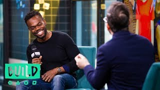 "William Jackson Harper Chats About The NBC Series, ""The Good Place"""