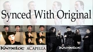 Kamelot - aCapella! - Ghost Opera. ( Synced With Original )