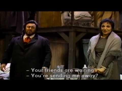 """La Bohème / Act 1 : """"O soave fanciulla"""""""
