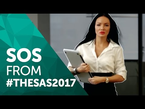 SOS from #TheSAS2017