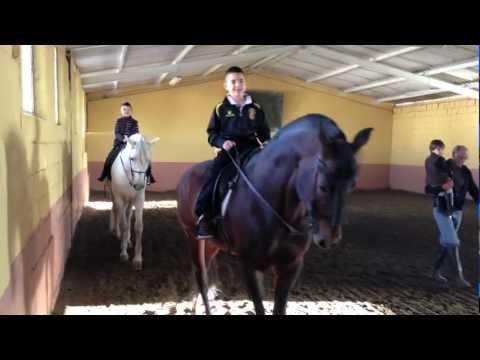 Cumples a caballo en Pinto