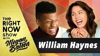 William Haynes Would Shoot Drake | The Right Now Show | MeganBatoon