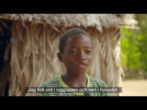 Justino, fadderbarn i Moçambique - Plan International