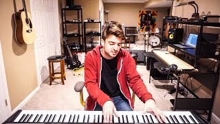 Halsey - Nightmare (COVER by Alec Chambers) | Alec Chambers