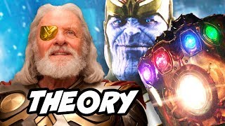 Thor Ragnarok Odin vs Thanos Theory