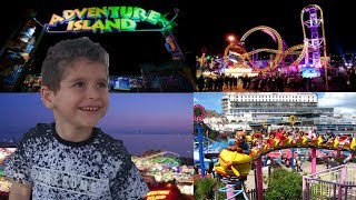 Amusement Park and Fun Video Games Adventure Island South-End on Sea