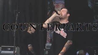 Counterparts - Bouqet / Stranger/ Witness - Live - Vans Warped Tour 2017