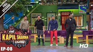 The Kapil Sharma Show - दी कपिल शर्मा शो–Ep-8-Housefull of masti –15th May 2016