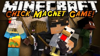 Minecraft Mini-Game : CHICK MAGNET!