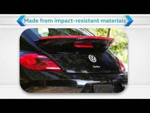 Volkswagen Accessories - Spoilers