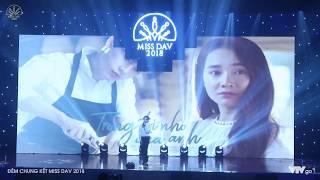 [CHUNG KẾT MISS DAV 2018] Ca sỹ Nguyễn Trần Trung Quân - Trong trí nhớ của anh