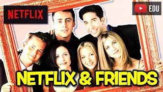 🍿 Why it's difficult for Netflix and 'Friends' to go on a break 🛋 Leitura de texto da CNN