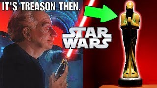 What We ALMOST Saw Palpatine Do RIGHT Before Mace Windu Arrived to FIGHT - Star Wars Explained