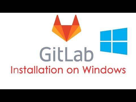 GitLab #01 Installation of GitLab on windows