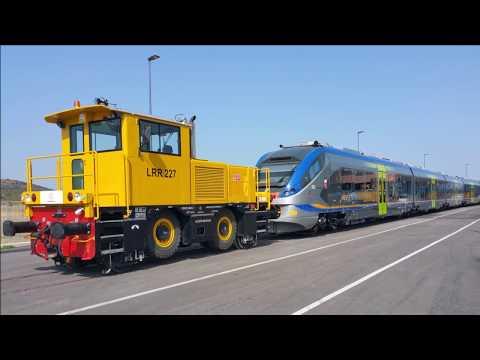 Locomotore strada-rotaia LRR 227