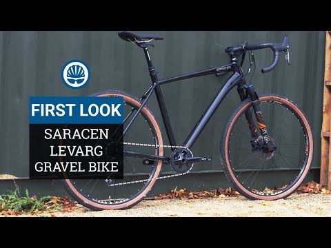 The Saracen Levarg | ?Gravel? Backwards & We're Triggered by This