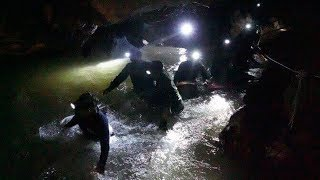 Diving expert explains challenges of Thailand cave rescue