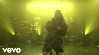 Billie Eilish - Bellyache (Live On The Tonight Show Starring Jimmy Fallon, US / 2018)