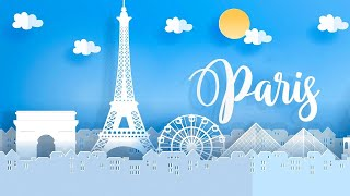 FRENCH MUSIC for Kids - Happy Music for Kids