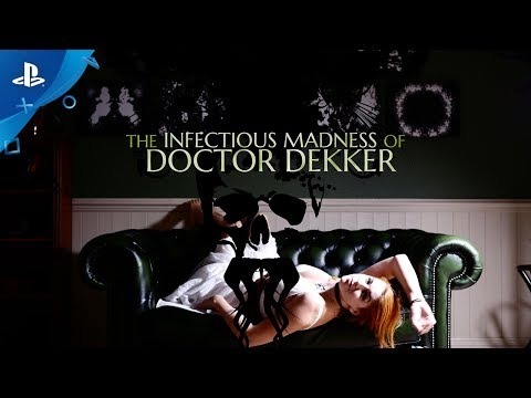 The Infectious Madness of Doctor Dekker Trailer