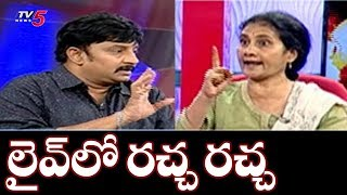 America S*x Racket: Ramki takes on Devi in Live Debate..