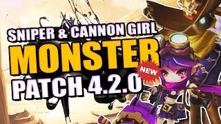 SUMMONERS WAR NEWS ★ Neue Monster sind da ! Sniper & Cannon Girl (Review) (Deutsch/German)