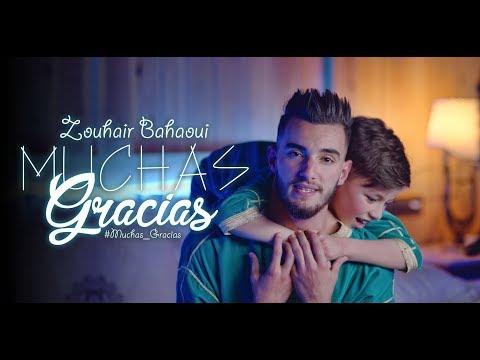 Zouhair Bahaoui - MUCHAS GRACIAS   Exclusive Music Video   زهير البهاوي