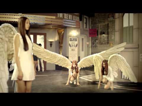 AOA - 1st Single Album Teaser (Angel Ver.)
