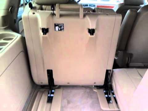 Chevy Tahoe   Seats, 3rd Row Tumble