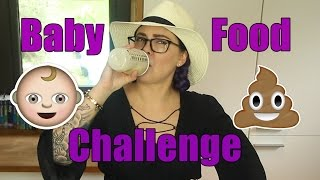 Baby Food Challenge and Exciting Announcement!