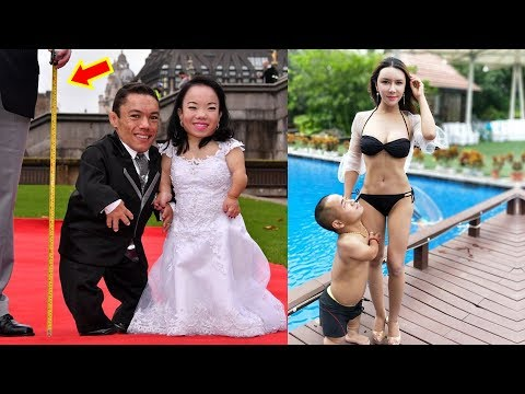 10 Most Unusual Couples You Won't Believe Exist