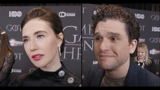 Game of Thrones stars reveal how they'll watch the last episode