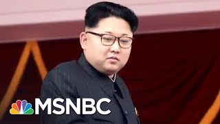 Gen. Barry McCaffrey: U.S. & North Korea 'Sliding Towards War' | The 11th Hour | MSNBC