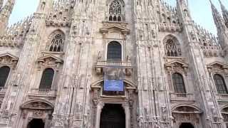 Duomo en Milán, la catedral gótica más grande del mundo