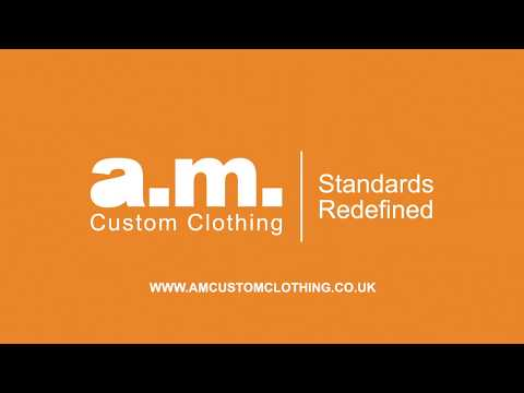 Introducing A.M. Custom Clothing