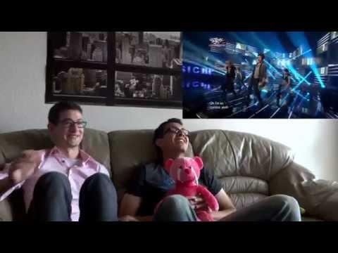SHINee - Sherlock(Clue+Note) Live Reaction [HD]