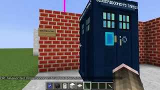 Dalek Mod - Custom TARDIS Tutorial