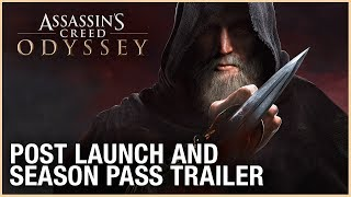 Assassin's Creed Odyssey - Post Launch és Szezonbérlet Trailer