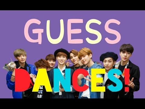 Guess The EXO Dances