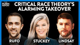 Critical Race Theory War: James Lindsay, Allie Stuckey, Christopher Rufo | ROUNDTABLE | Rubin Report