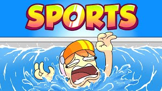 my experience playing sports